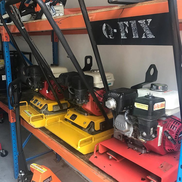 plate compactor hire gold coast